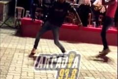 Break dance με κλαρίνα σε πανηγύρι της Αρκαδίας (βίντεο)