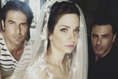 «Ζωή μου»: Η Κατερίνα Γερονικολού νυφούλα στη νέα δραματική σειρά του Mega Κύπρου και του Star (trailer+photos)