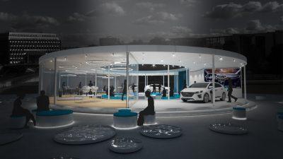 H Hyundai Motor εγκαινιάζει το Generation IONIQ Tour στη Γερμανία