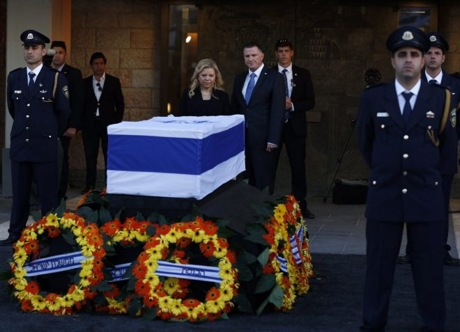 Σιμόν Πέρες: Δεκάδες ηγέτες, κοσμοσυρροή και αυξημένα μέτρα ασφαλείας στο τελευταίο αντίο
