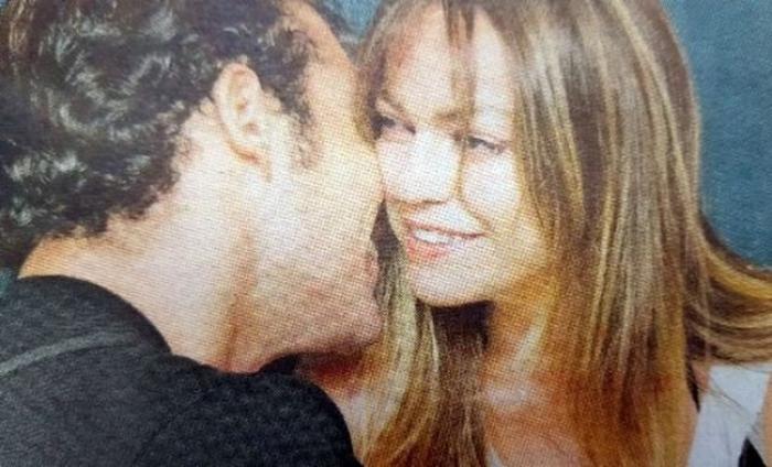 Ο Άνθιμος Ανανιάδης είναι ζευγάρι με ηθοποιό του Παρά 5 (φωτό)