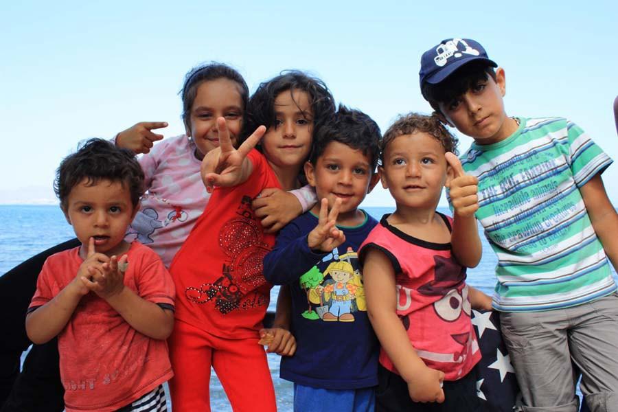 Οκτακόσιες τάξεις για τα προσφυγόπουλα σε όλη τη χώρα