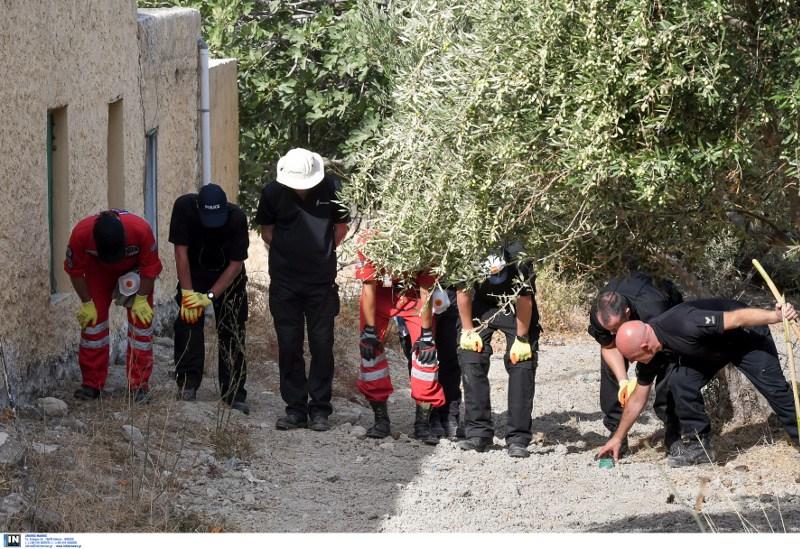 Έρευνες για τον μικρό Μπεν: Βρέθηκαν δεκάδες θραύσματα οστών στο χωράφι της Κω