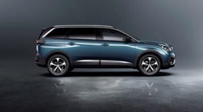PEUGEOT 5008: Η νέα διάσταση στα SUV