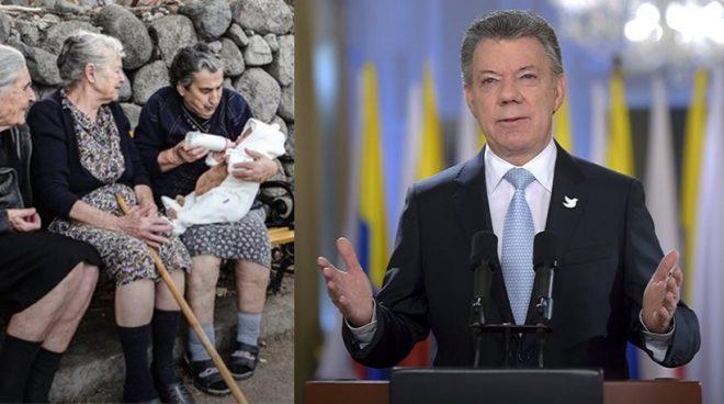 Το Νόμπελ Ειρήνης στον πρόεδρο της Κολομβίας – Έχασαν οι Έλληνες νησιώτες