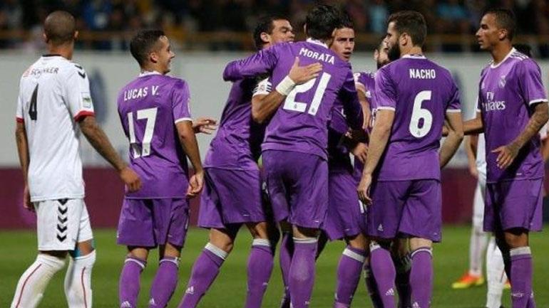 Κύπελλο: Πρόκριση δια… περιπάτου η Ρεάλ Μαδρίτης