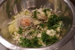 Μπιφτέκια λαχανικών στον φούρνο -απίστευτη γεύση !!!