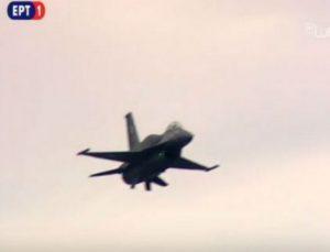 Συγκλόνισε όλη την Ελλάδα: Το μήνυμα του πιλότου του F- 16 στην παρέλαση που προκάλεσε ρίγη συγκίνησης