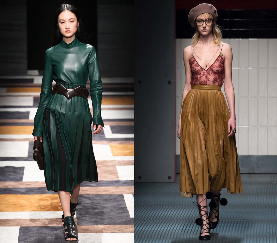 Κορίτσια μην ψάχνεστε: Αυτή η φτηνή και σικάτη φούστα είναι το απόλυτο must του φθινοπώρου! (Photos)