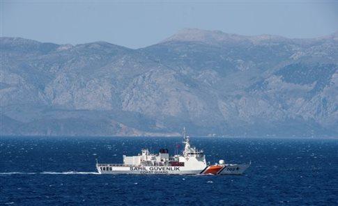 Τερματισμό της ΝΑΤΟϊκής αποστολής στο Αιγαίο ζητά η Τουρκία