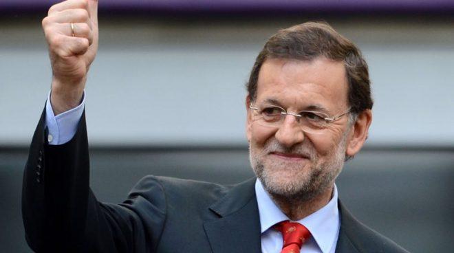 Ο Μαριάνο Ραχόι εξελέγη πρωθυπουργός της Ισπανίας