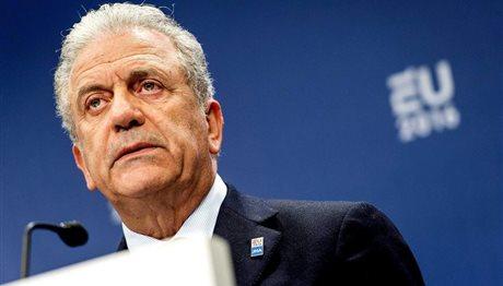 Δημ. Αβραμόπουλος: «Βελτιώνεται  η κατάσταση στο μεταναστευτικό»