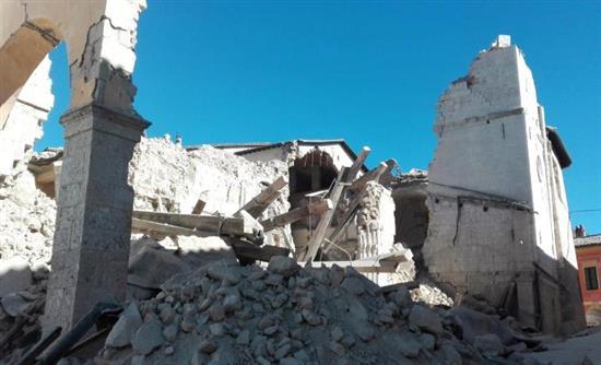 Ιταλία: Εικόνες βιβλικής καταστροφής από κάμερα drone