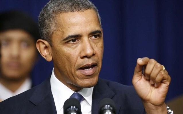 Ομπάμα: Θα πετύχουμε επανδρωμένη αποστολή στον Αρη στα επόμενα 15 χρόνια