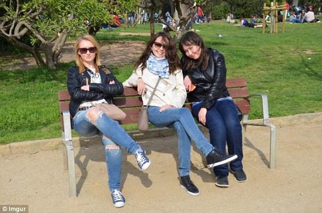 Viral έγινε μια φωτογραφία με τρεις γυναίκες (ΦΩΤΟ)