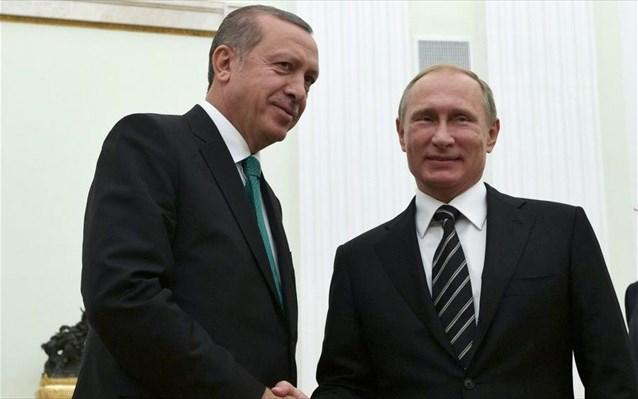 Στην Κωνσταντινούπολη θα ταξιδέψει ο Πούτιν