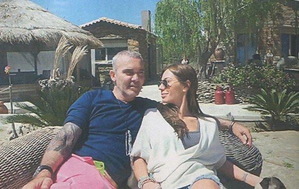 Στέλιος Ρόκκος: Στο «καταφύγιο» του στη Λήμνο με τη Θεσσαλονικιά γυναίκα της ζωής του (φωτό)