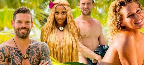 Το ριάλιτι της… ακολασίας: Γυμνοί παίκτες σε ερημωμένο νησί ψάχνουν το ταίρι τους (φωτό)