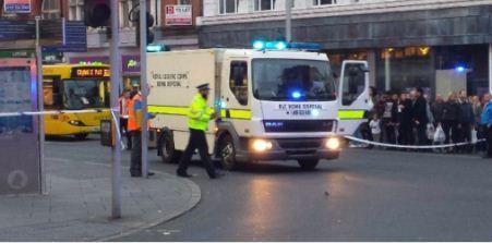 Συναγερμός στη Βρετανία: Εκκενώθηκε κεντρικός δρόμος στο Νότιγχαμ
