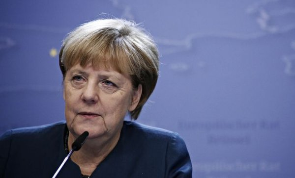 Για ακόμη μια φορά υποψήφια για την καγκελαρία η Μέρκελ