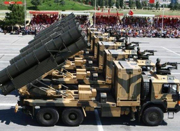 Η Τουρκία απέκτησε πυραύλους μικρού βεληνεκούς – Τι σημαίνει για την Ελλάδα
