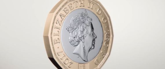 Έρχεται η νέα λίρα στην Μεγάλη Βρετανία(ΒΙΝΤΕΟ)