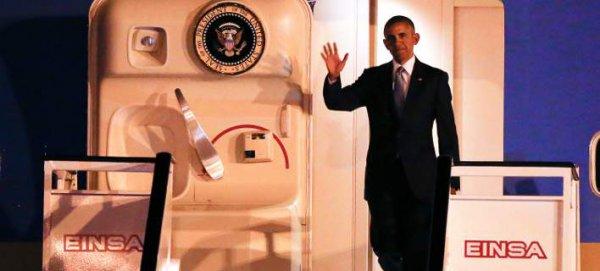 Ακυρώνει την ομιλία του στην Πνύκα ο Ομπάμα