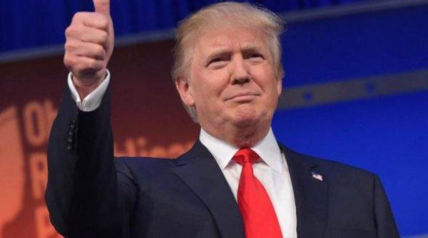 Είναι επίσημο: Ο 45ος Πρόεδρος των ΗΠΑ είναι ο Ντόναλντ Τραμπ