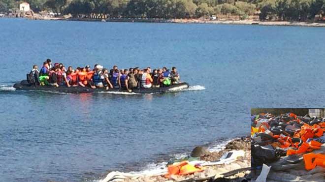 Υγρός τάφος για 3.940 πρόσφυγες φέτος η Μεσόγειος