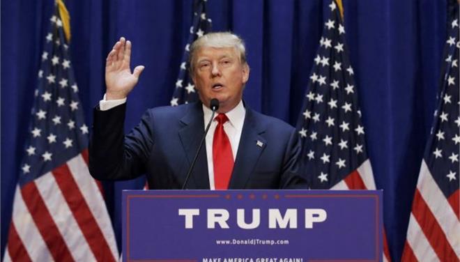 Τραμπ προς υποστηρικτές: Σταματήστε αμέσως κάθε επίθεση προς μειονότητες