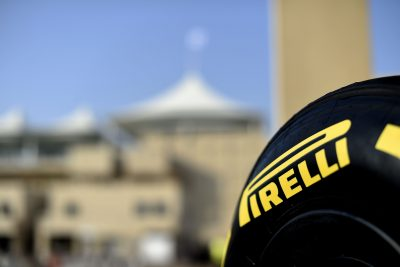 Τη νέα γκάμα με τα φαρδύτερα ελαστικά παρουσίασε η Pirelli στο Άμπου Ντάμπι