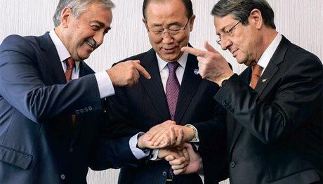 Κυπριακό: Συγκρατημένη αισιοδοξία στο νέο γύρο συνομιλιών