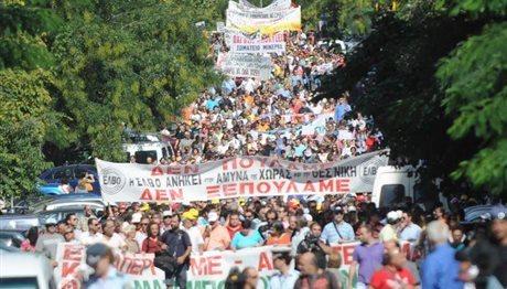 24ωρη πανελλαδική απεργία ΓΣΕΕ-ΑΔΕΔΥ – Ποιοι συμμετέχουν