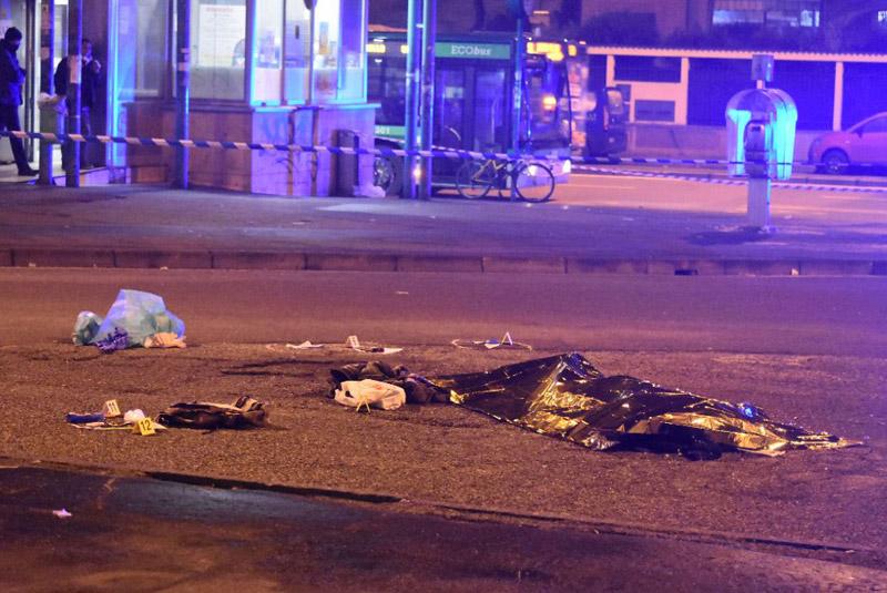 Σκότωσαν τον μακελάρη του Βερολίνου στο Μιλάνο! (video)