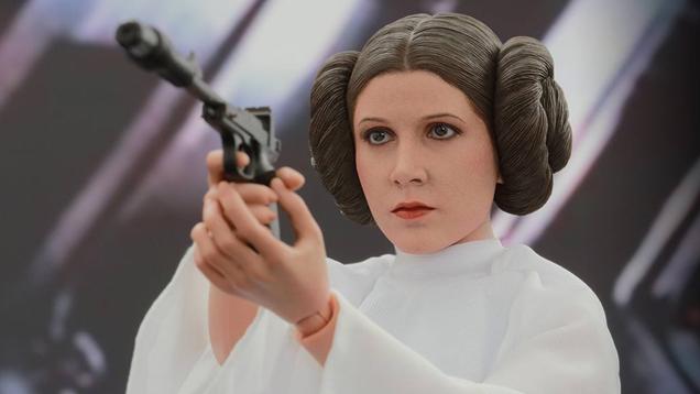 """Εφυγε από τη ζωή σε ηλικία 60 ετών η """"πριγκίπισσα Λέια"""" του Star Wars"""