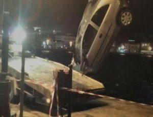 Αδιανόητη τραγωδία τα ξημερώματα στην Μυτιλήνη! Αυτοκίνητο με πέντε επιβάτες έπεσε στο λιμάνι! Δύο νεαρά παλικάρια νεκρά