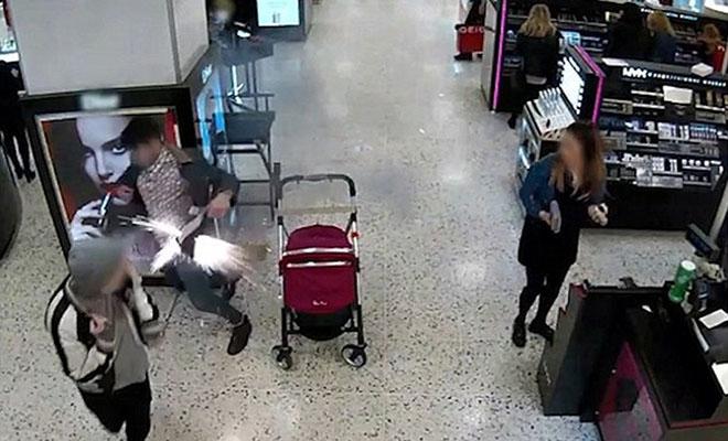 Άνδρας πήρε φωτιά όταν εξερράγη το ηλεκτρονικό τσιγάρο στη τσέπη του [Βίντεο]