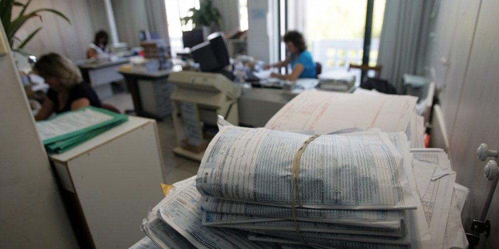 Ερχεται νέο χαράτσι για τα μπλοκάκια -Οι παγίδες της αύξησης των ασφαλιστικών εισφορών