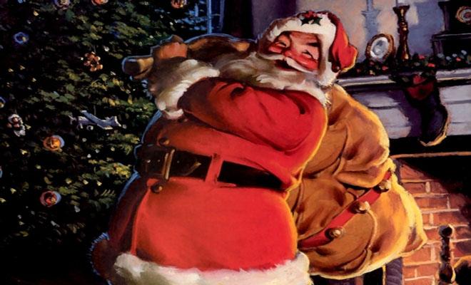 ΣΟΚΙΝ Ανεκδοτάρα: Ο Άγιος Βασίλης!