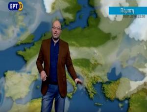 Ο Σάκης Αρναούτογλου αποκαλύπτει: Αυτή τη μέρα θα χτυπήσει πραγματική κακοκαιρία τη χώρα! Αυτές οι περιοχές θα κάνουν λευκά Χριστούγεννα!