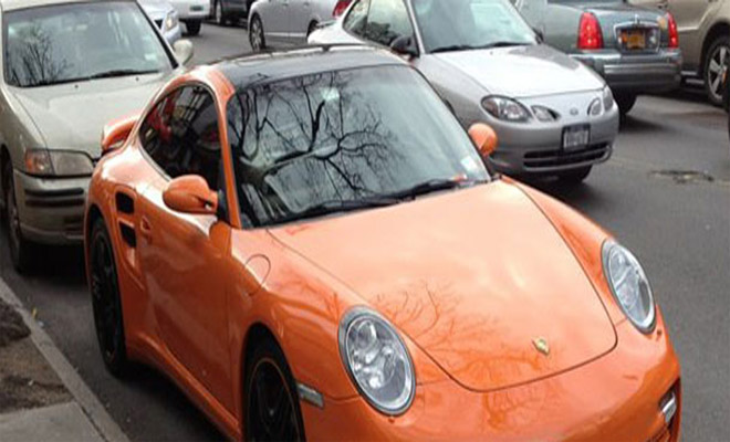 O «Eλληνάρας» πήρε turbo Porsche στη Νέα Υόρκη και έβαλε τη πιο απίστευτη πινακίδα ever… [Εικόνα]