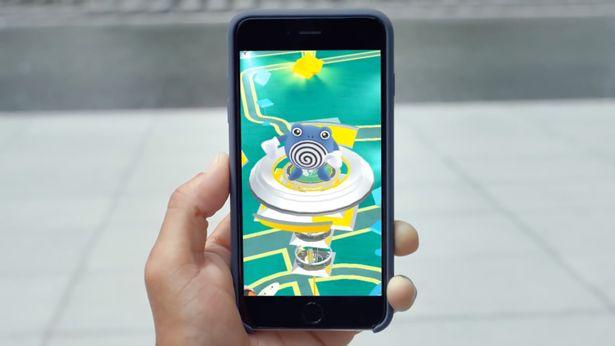 Διαθέσιμη η πρώτη μεγάλη αναβάθμιση για το Pokemon Go