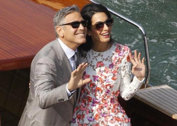 Νέος χωρισμός – βόμβα! Τίτλοι τέλους για George Clooney – Amal Alamuddin;
