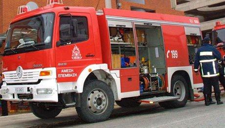 Θεσσαλονίκη: Φωτιά σε σταθμευμένα οχήματα στο Νέο Ρύσιο