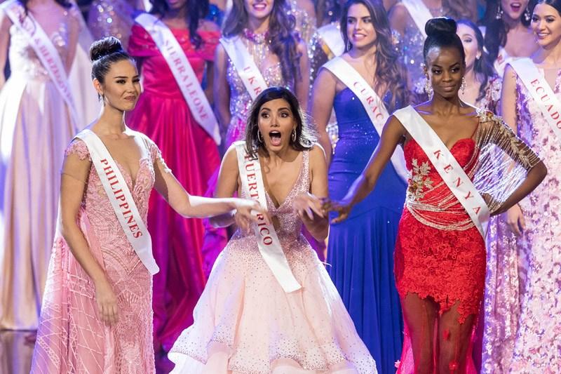 «Μις Κόσμος 2016»: Η 19χρονη καλλονή από το Πουέρτο Ρίκο που μάγεψε τους πάντες