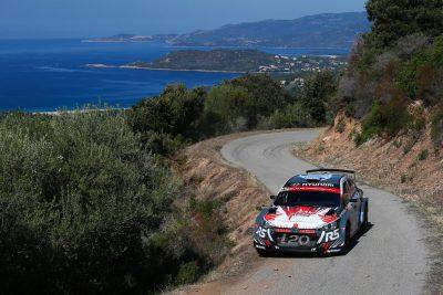 Το Νέας Γενιάς i20 R5 παίρνει τη νίκη στο Rallye du Var