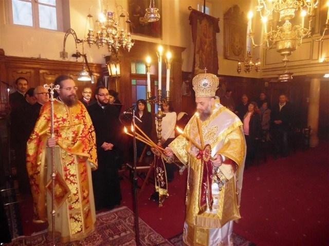 Ο Στην Κέρκυρα βρέθηκε ο Σεβασμιώτατος Μητροπολίτηςκ. Τιμόθεος για την εορτή του Αγίου Σπυρίδωνος