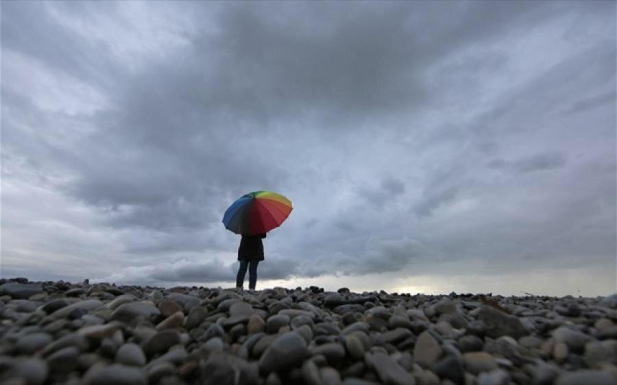 Που θα βρέξει την Κυριακή – Η αναλυτική πρόγνωση του καιρού