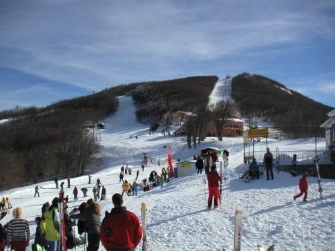 Ανοιχτό και πάλι από Παρασκευή το Χιονοδρομικό Κέντρο Πηλίου