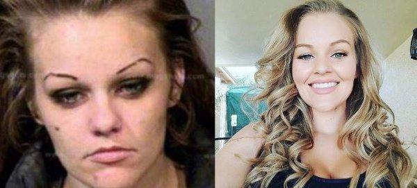 4 χρόνια καθαρή -Η απίστευτη μεταμόρφωση μιας 24χρονης, πρώην εθισμένης (φωτό)